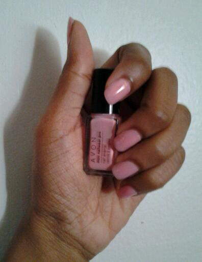 NAIL IDEAS: Avon Cotton Candy