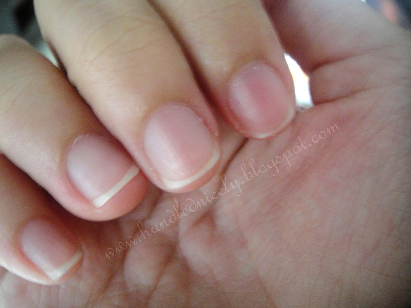 NAIL TIP: Short Nails