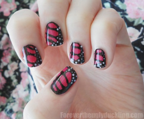 Monarch Nails